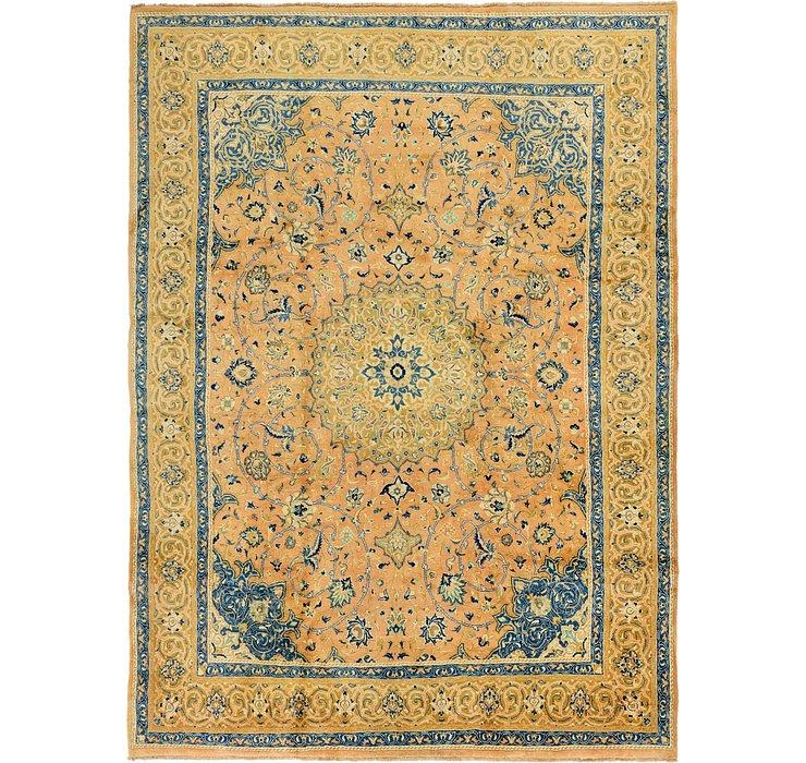 9' 10 x 13' 7 Mahal Persian Rug