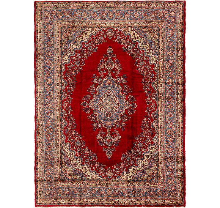 10' 2 x 13' 10 Shahrbaft Persian Rug