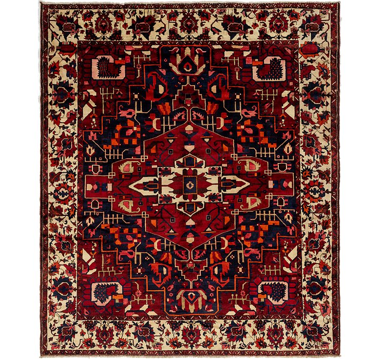 HandKnotted 11' 8 x 13' 10 Bakhtiar Persian Rug
