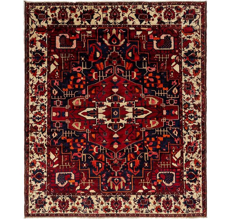11' 8 x 13' 10 Bakhtiar Persian Rug