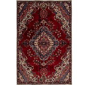 Link to 220cm x 335cm Tabriz Persian Rug