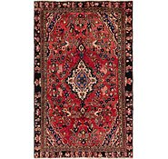 Link to 6' x 9' 3 Hamedan Persian Rug