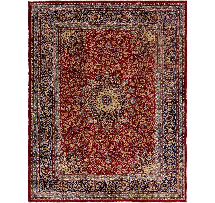 9' 9 x 12' 3 Kashmar Persian Rug