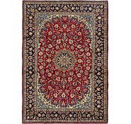 Link to 9' 7 x 13' 9 Isfahan Persian Rug