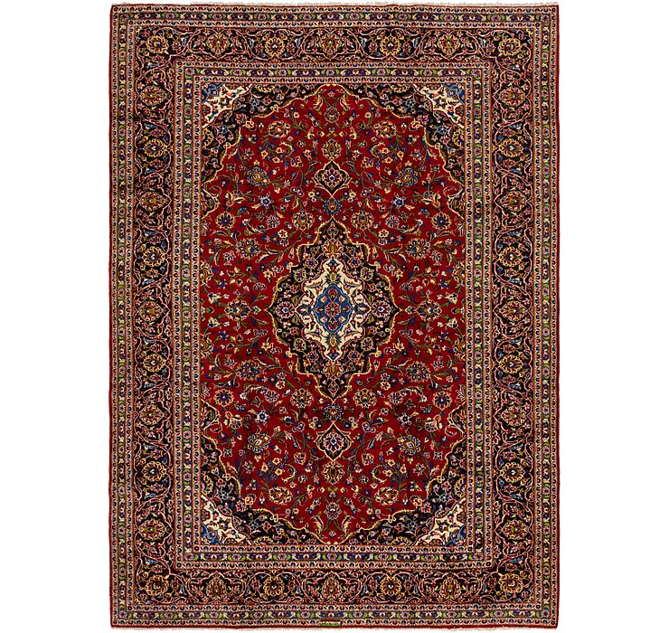 HandKnotted 9' 9 x 13' 5 Kashan Persian Rug
