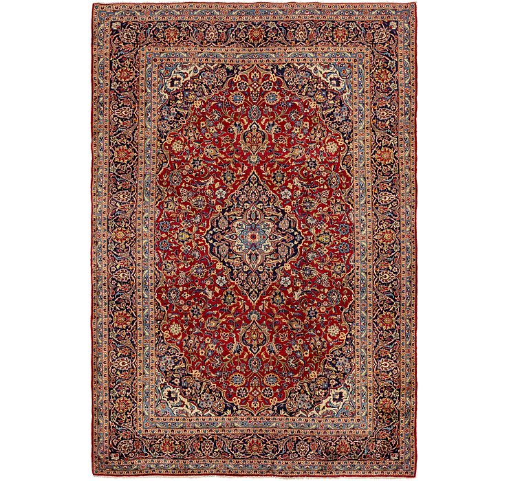 297cm x 435cm Kashan Persian Rug