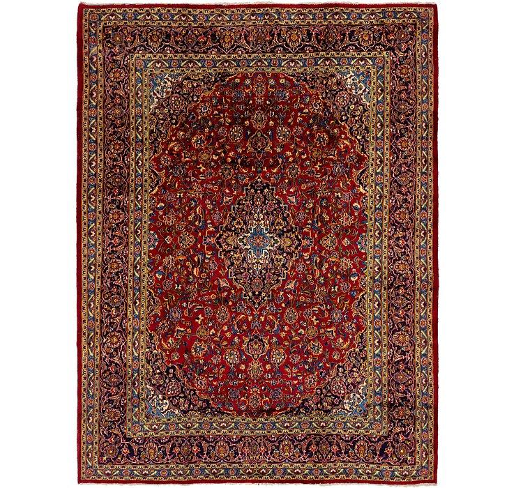 HandKnotted 9' 9 x 13' Mashad Persian Rug