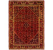 Link to 6' 6 x 9' 4 Hossainabad Persian Rug