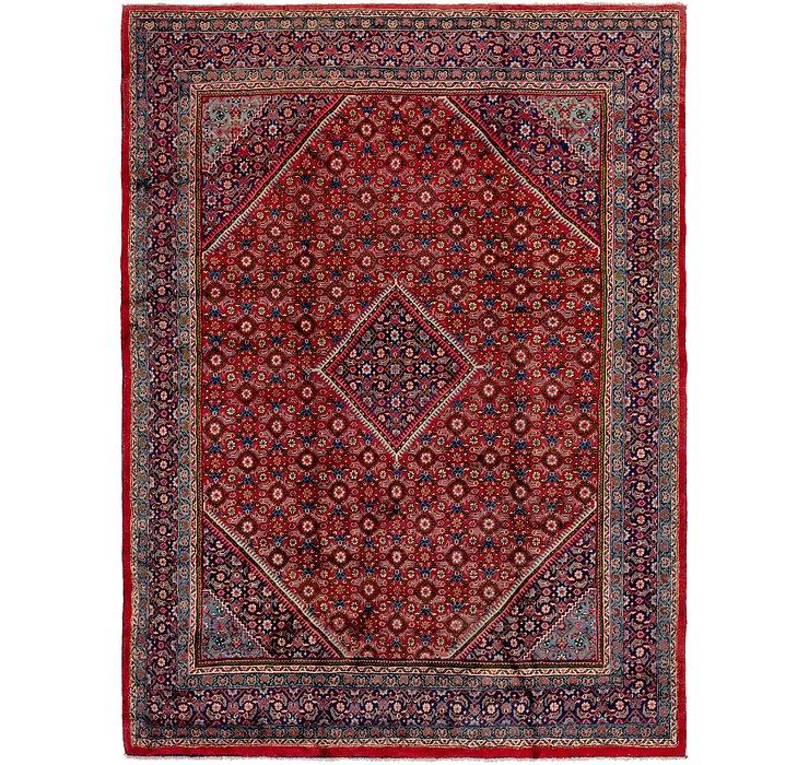 HandKnotted 9' 8 x 13' Farahan Persian Rug