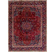 Link to 9' 2 x 12' 3 Tabriz Persian Rug