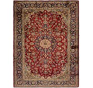Link to 7' 7 x 10' Isfahan Persian Rug