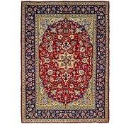 Link to 7' 2 x 9' 10 Isfahan Persian Rug