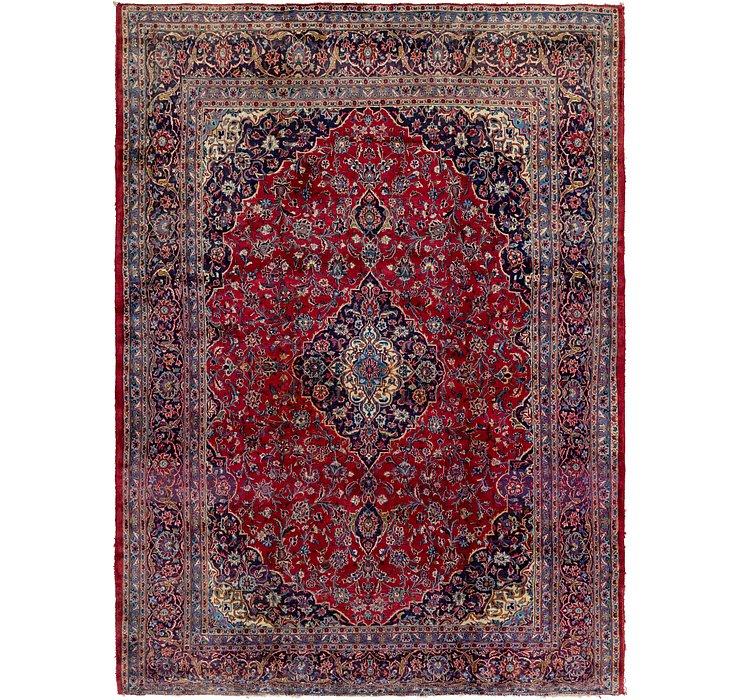 9' 7 x 13' 8 Mashad Persian Rug