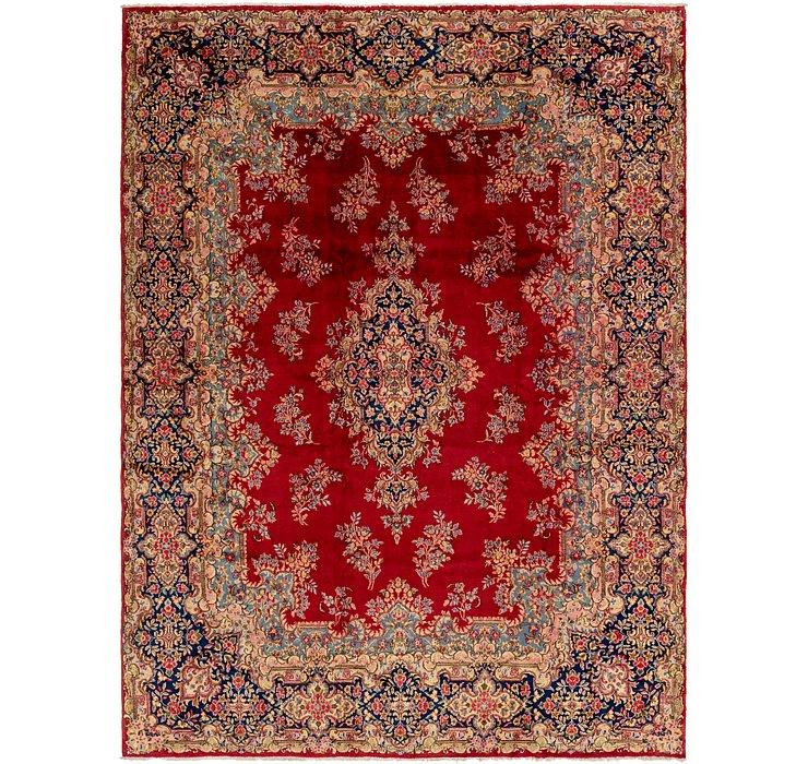 300cm x 395cm Kerman Persian Rug