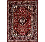 Link to 9' 6 x 13' 2 Kashan Persian Rug