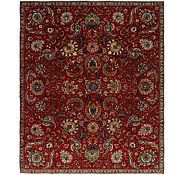 Link to 8' 10 x 10' 9 Tabriz Persian Rug