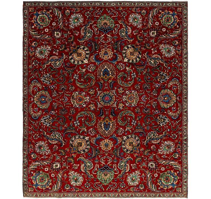 8' 10 x 10' 9 Tabriz Persian Rug