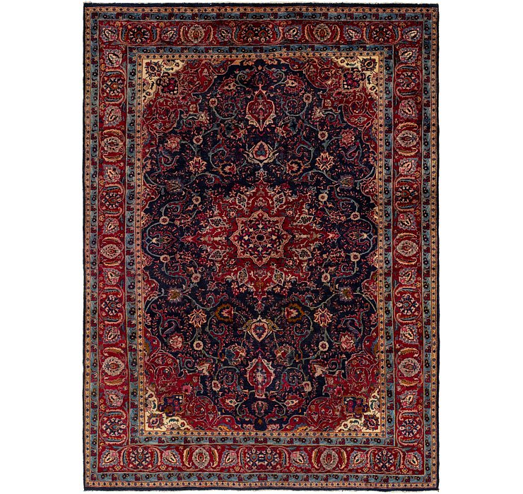 HandKnotted 8' 6 x 11' 5 Mashad Persian Rug