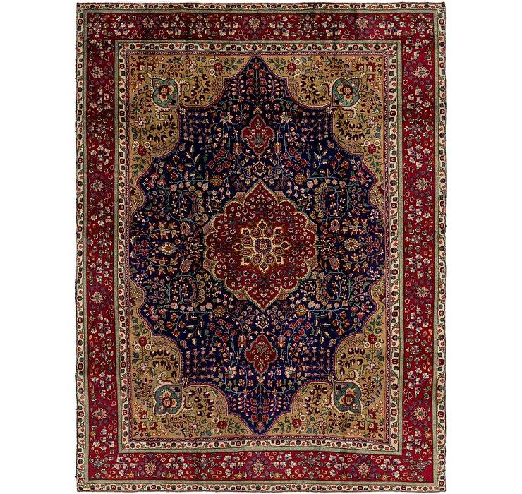 9' 6 x 13' 3 Tabriz Persian Rug