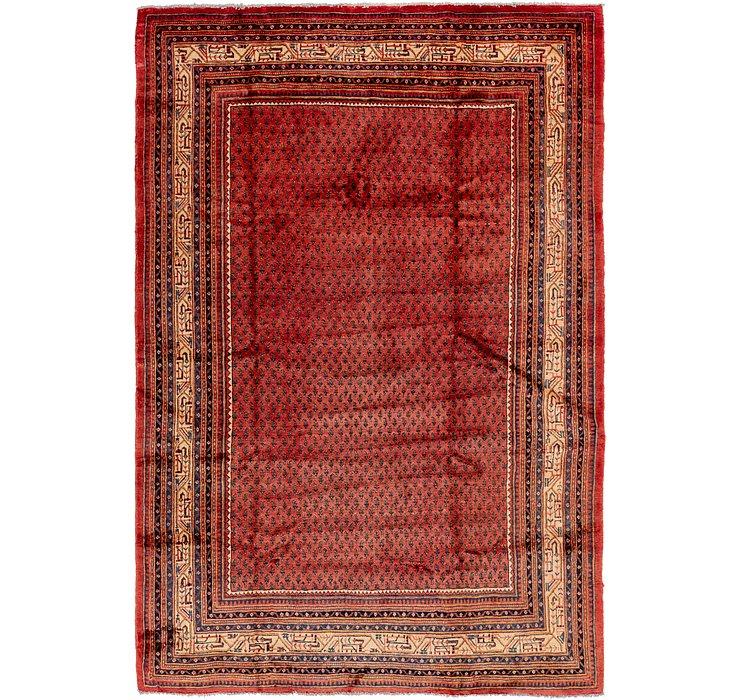 7' 4 x 10' 9 Botemir Persian Rug