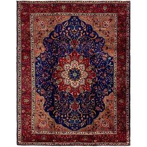 Link to 312cm x 395cm Tabriz Persian Rug page