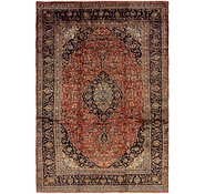 Link to 9' 9 x 14' Mashad Persian Rug