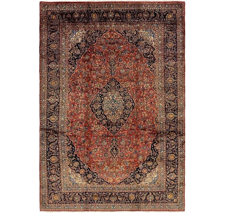9' 9 x 14' Mashad Persian Rug