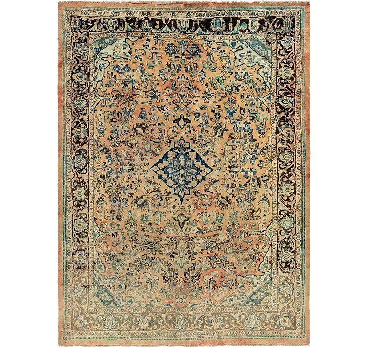 292cm x 395cm Mahal Persian Rug