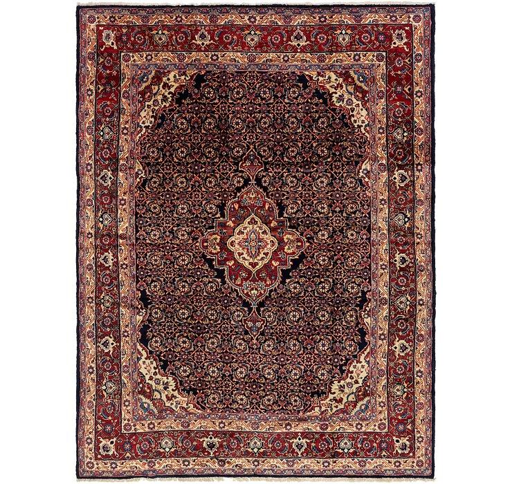 8' 7 x 11' 6 Shahrbaft Persian Rug