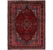 Link to 218cm x 292cm Hamedan Persian Rug