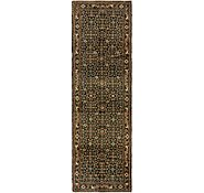 Link to 4' 2 x 13' 8 Hossainabad Persian Runner Rug