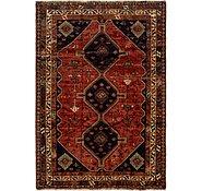 Link to 5' 8 x 8' 3 Ghashghaei Persian Rug