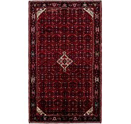 Link to 6' x 10' 6 Hossainabad Persian Rug