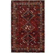 Link to 5' 8 x 8' 9 Ghashghaei Persian Rug