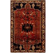 Link to 5' 7 x 8' 4 Ghashghaei Persian Rug