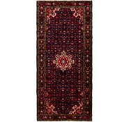 Link to 5' x 11' 2 Hossainabad Persian Runner Rug