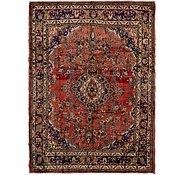 Link to 225cm x 310cm Hamedan Persian Rug
