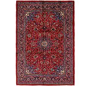 Link to 220cm x 325cm Sarough Persian Rug