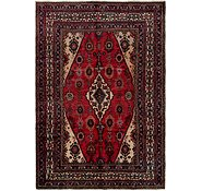 Link to 6' 9 x 9' 9 Hamedan Persian Rug
