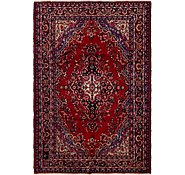 Link to 205cm x 310cm Hamedan Persian Rug