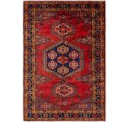 Link to 6' 7 x 10' Viss Persian Rug