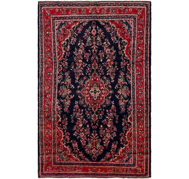 6' 10 x 11' 2 Shahrbaft Persian Rug