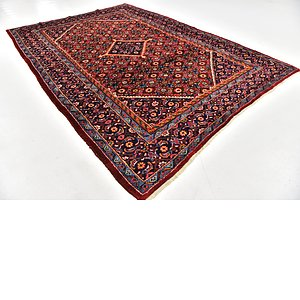 Link to 208cm x 305cm Farahan Persian Rug page