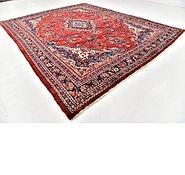 Link to 10' 3 x 13' Hamedan Persian Rug