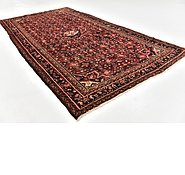 Link to 5' 6 x 11' Hossainabad Persian Runner Rug