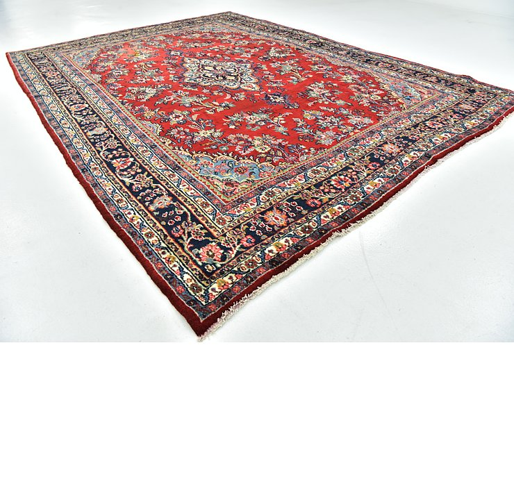 8' 10 x 11' 10 Shahrbaft Persian Rug