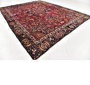 Link to 275cm x 348cm Mashad Persian Rug