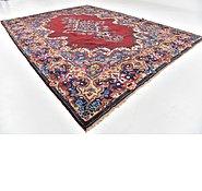 Link to 9' 7 x 13' Mashad Persian Rug