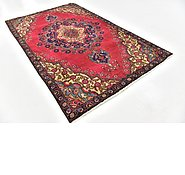 Link to 4' 4 x 7' 4 Tabriz Persian Rug