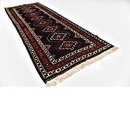 Link to 3' 6 x 9' 8 Shahsavand Persian Runner Rug